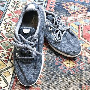 Allbirds gray men's wool runner sneaker size 10